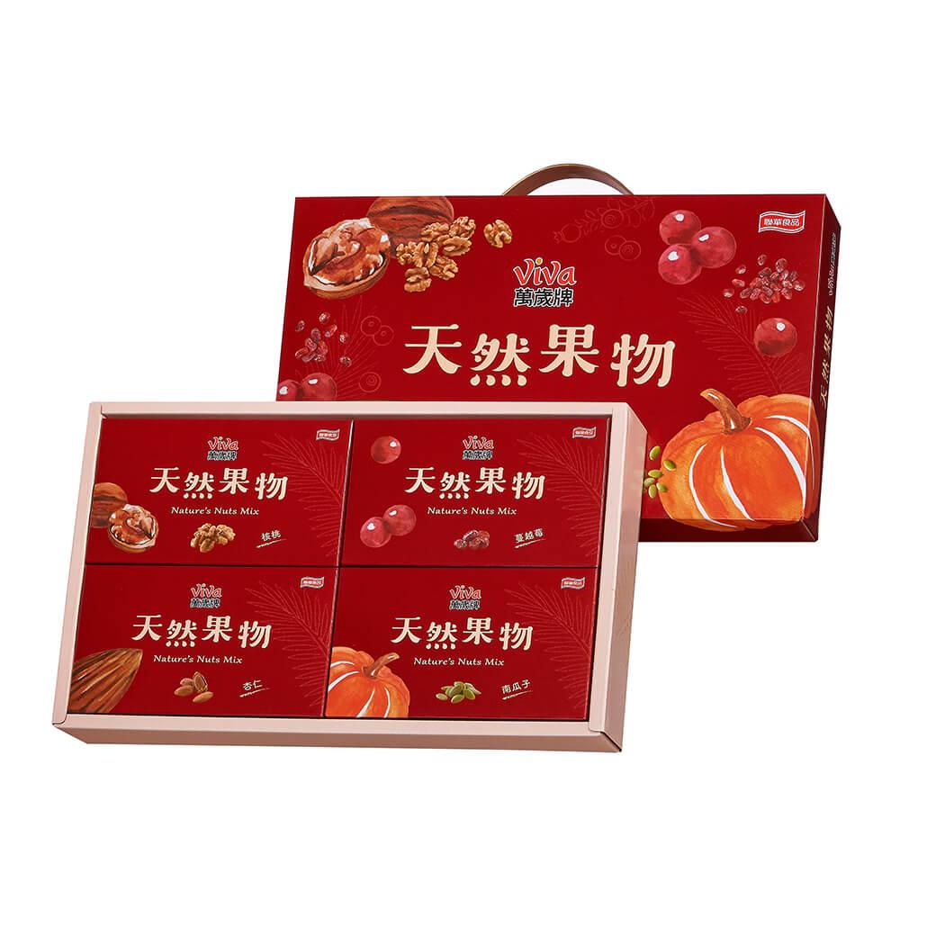 萬歲牌-天然果物堅果禮盒