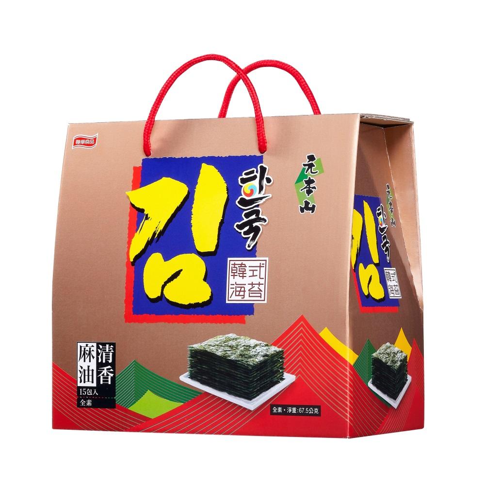 元本山-韓式海苔禮盒