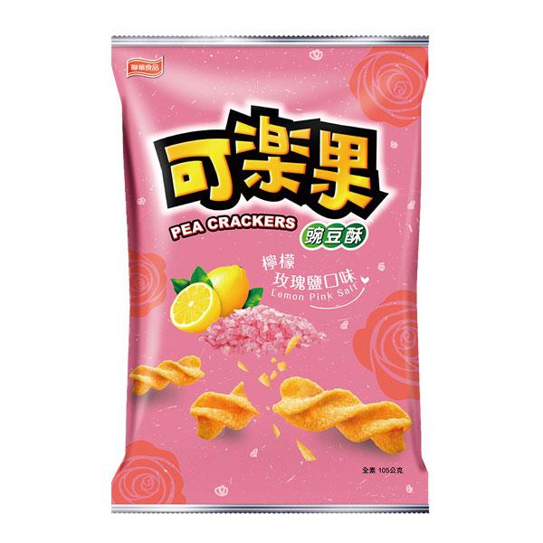 可樂果-檸檬玫瑰鹽口味(105g),,,U00860001,可樂果-檸檬玫瑰鹽口味(105g),