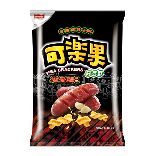 可樂果-烤香腸口味(220g)