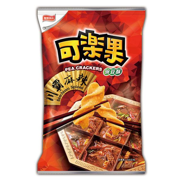 可樂果-川霸麻辣口味(220g),,,U00680008,可樂果-川霸麻辣口味(220g),