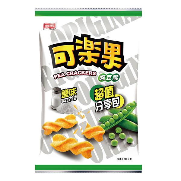 可樂果-鹽味(240g)