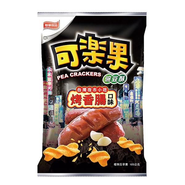 可樂果-烤香腸口味(105g)