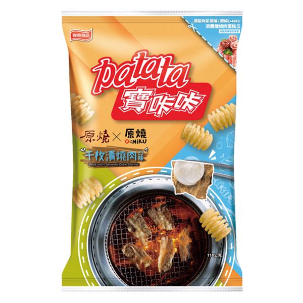 寶咔咔-千枚漬燒肉口味(118g)