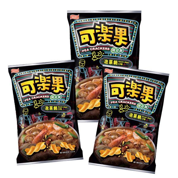 可樂果-泡菜鍋口味X3包