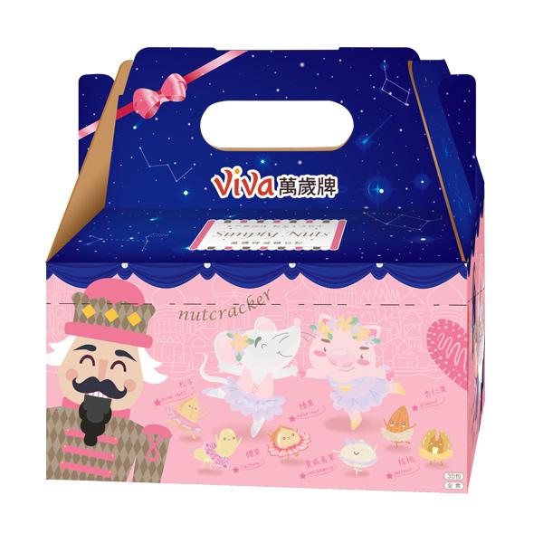 萬歲牌減糖日記 (30包)