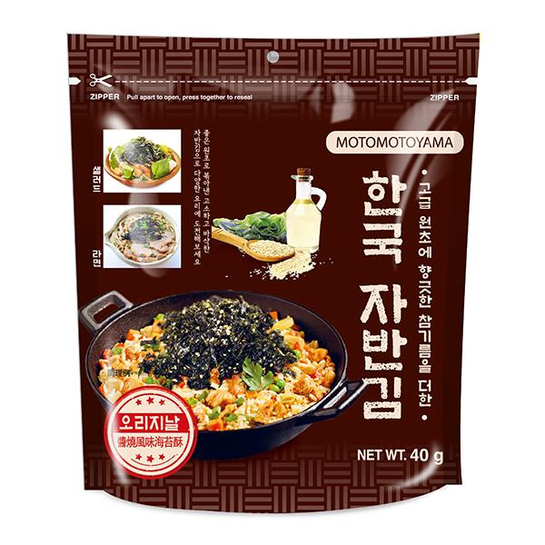 元本山韓國海苔酥-醬燒風味(40g)