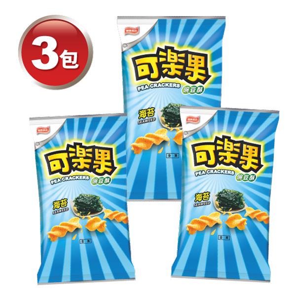 可樂果-海苔口味X3包