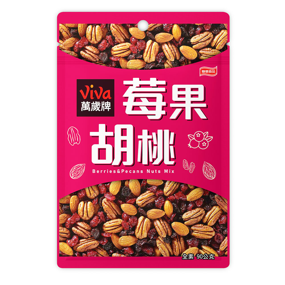萬歲牌-莓果胡桃(90g)