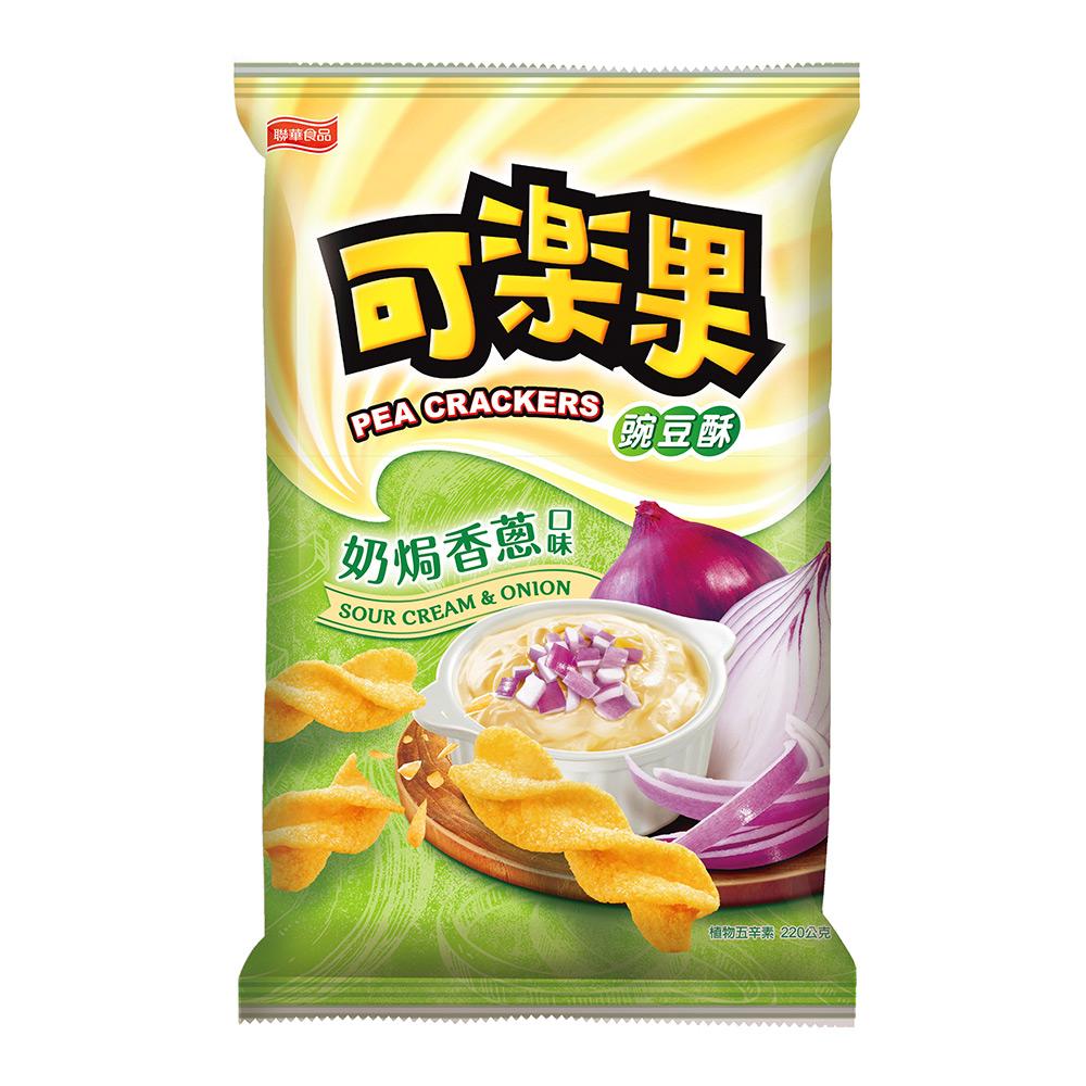 可樂果-奶焗香蔥口味(220g)
