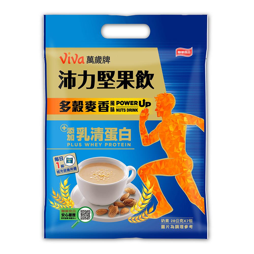 沛力堅果飲-多穀麥香風味(28gx7包)