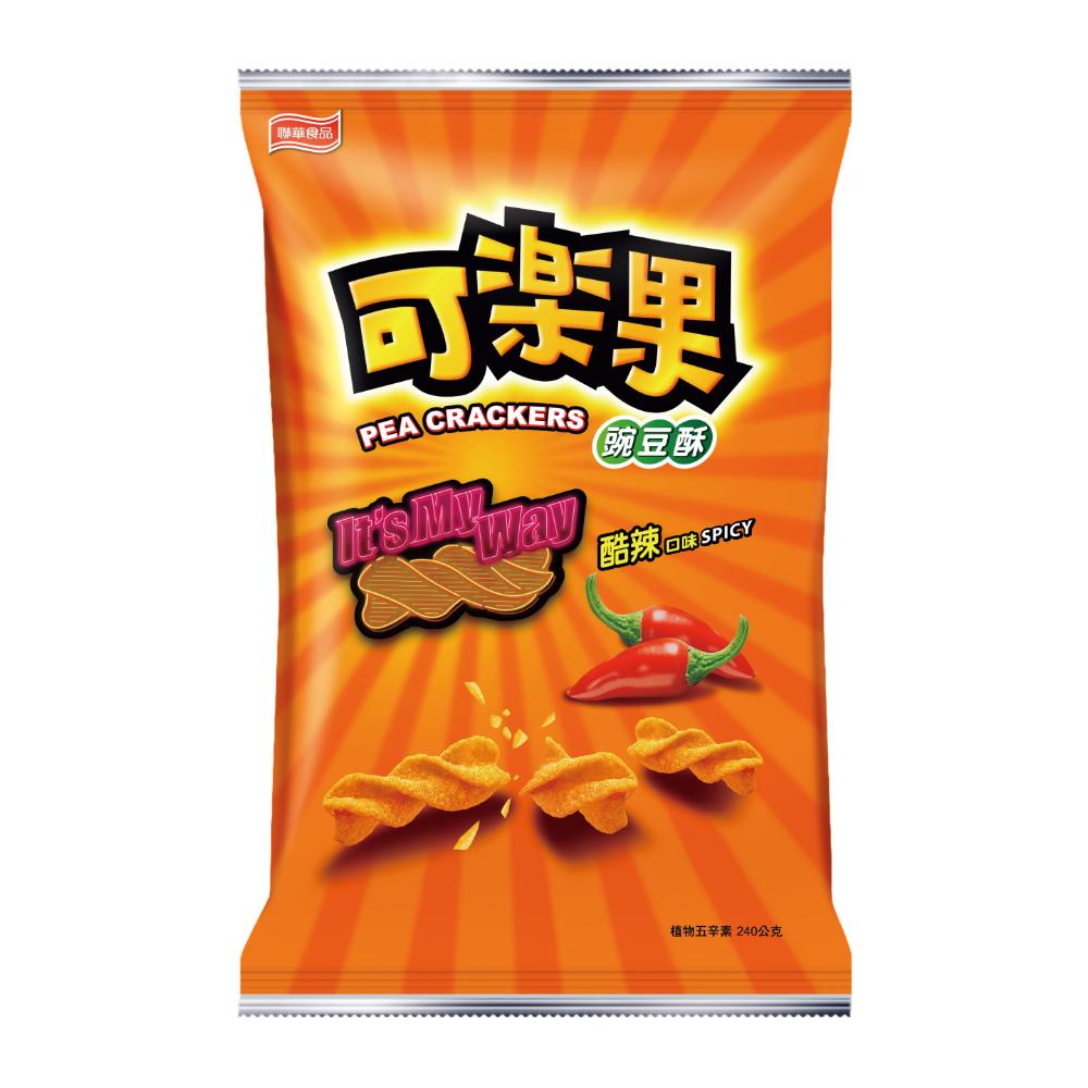 ★期間限定★可樂果-酷辣口味(240g)