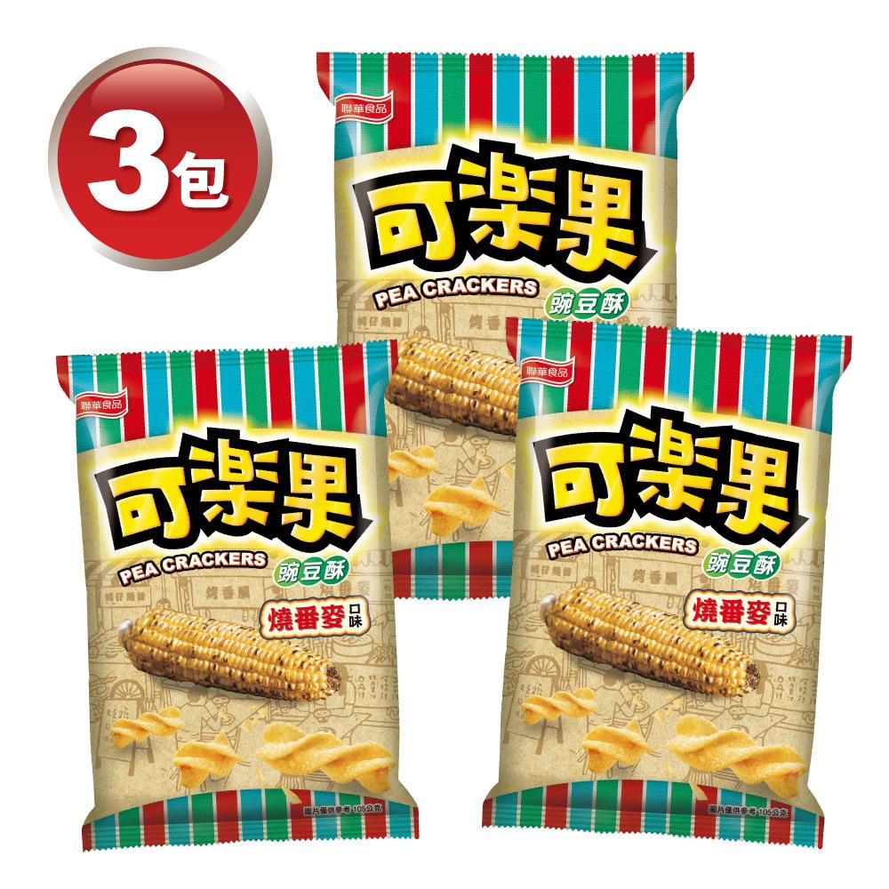 可樂果-燒番麥口味X3包