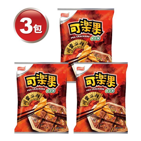 可樂果-麻辣鍋口味X3包