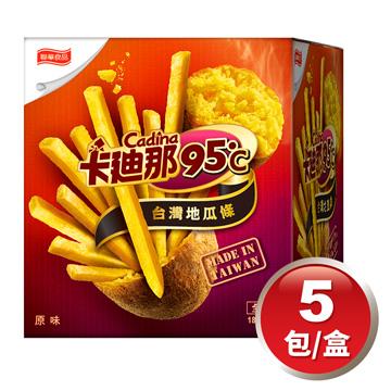 台灣地瓜條-卡迪那95度C薯條