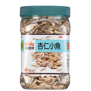 萬歲牌-杏仁小魚(270g)