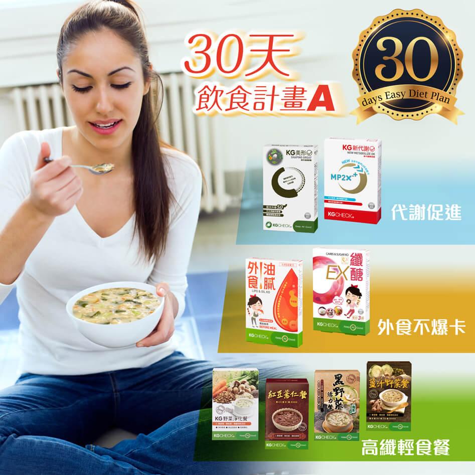 30天飲食計畫