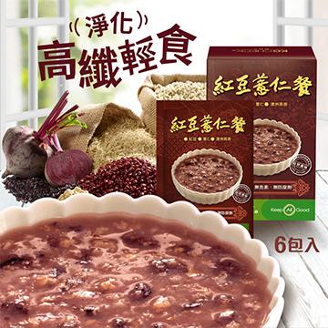 紅豆薏仁餐 (6包)