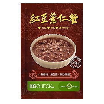 KG紅豆薏仁健康餐(34g)