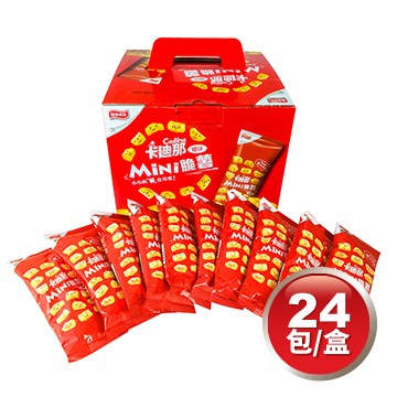 【30gX24包】mini脆薯-鹽味-卡迪那95度C