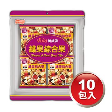 萬歲牌-纖果綜合果(20gX10包)